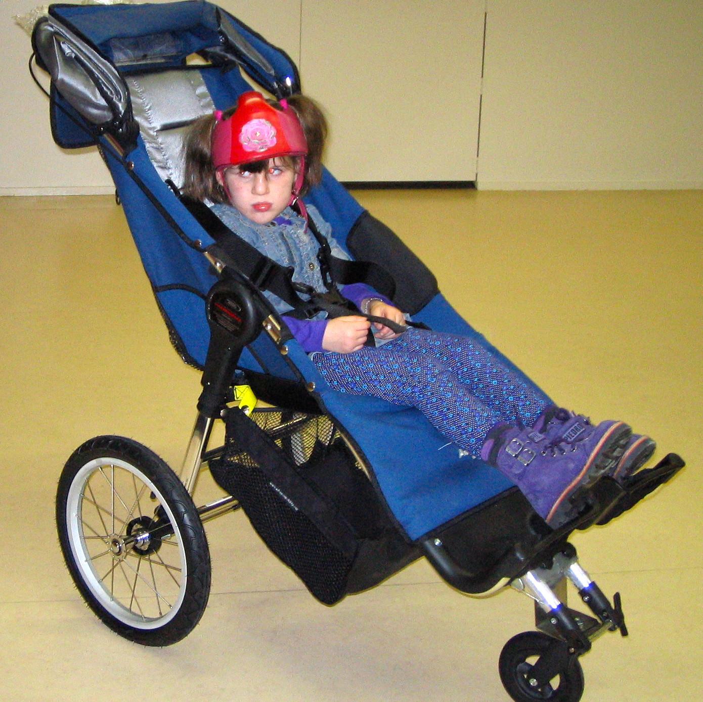 Baby Jogger Independence met zwenkwiel