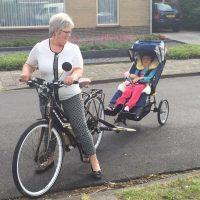 fiets gehandicapten